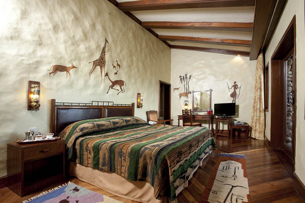 Lodge-Safari