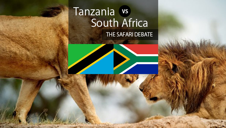 Tanzania vs. South Africa: The Safari Debate
