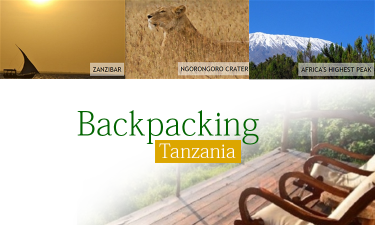 Backpacking Tours in Tanzania on a Budget