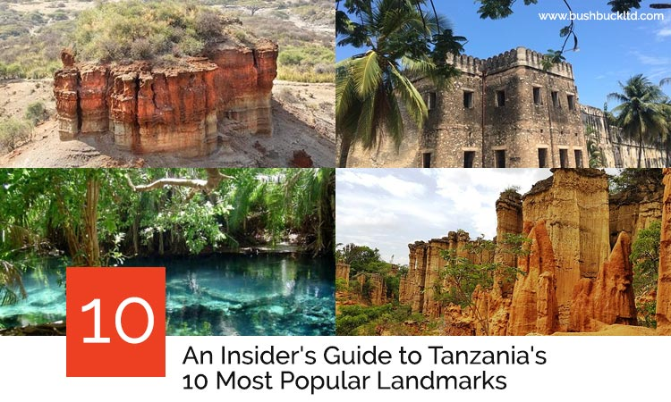 An Insider's Guide to Tanzania's 10 Most Popular Landmarks