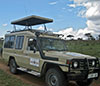 Bushbuck Safari Drivers