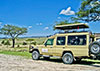 Bushbuck Safari Vehicle