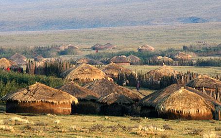 Maasai Village Tanzania Safari