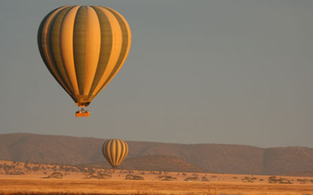 Hot Air Balloon Safari Serengeti