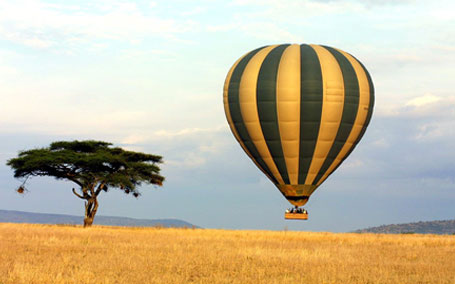 Hot Air Balloon Safari Tarangire