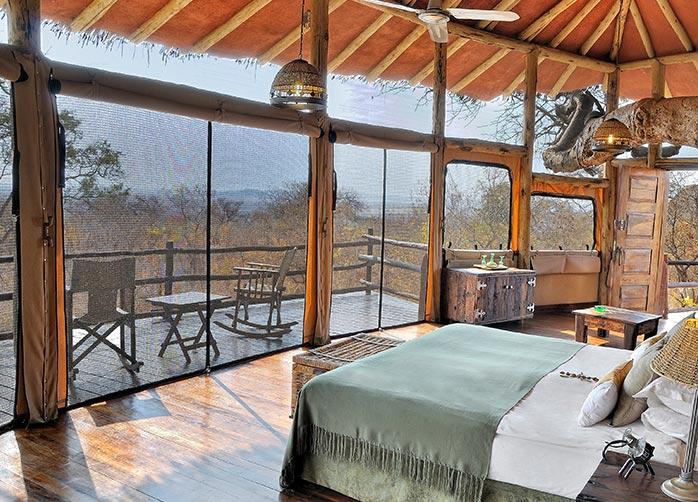 Romantic Honeymoon Safari