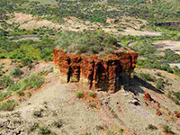 The Olduvai Gorge