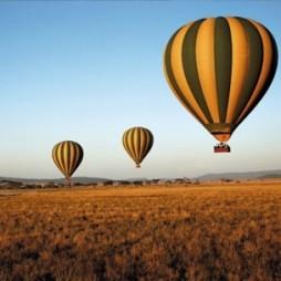 Tarangire Hot Air Balloon Safari
